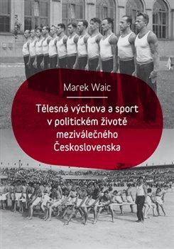 Obálka titulu Tělesná výchova a sport v politickém životě meziválečného Československa