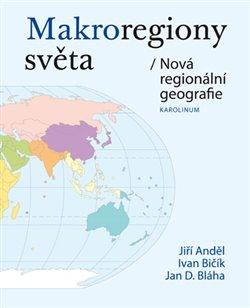 Obálka titulu Makroregiony světa