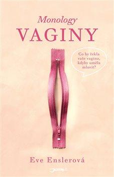 Obálka titulu Monology vaginy