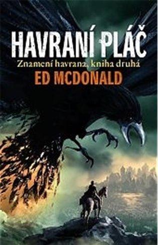Havraní pláč - Ed McDonald   Booksquad.ink