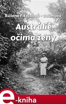 Obálka titulu Austrálie očima ženy