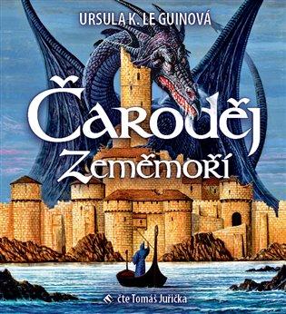 Čaroděj Zeměmoří - Ursula K. Le Guinová   Booksquad.ink