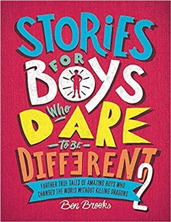 Obálka titulu Stories for Boys Who Dare to be Different 2