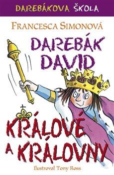 Obálka titulu Darebák David – králové a královny