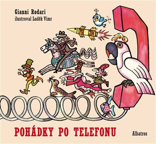 Pohádky po telefonu - Gianni Rodari | Booksquad.ink