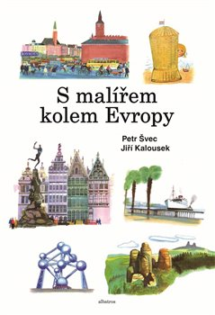 Obálka titulu S malířem kolem Evropy