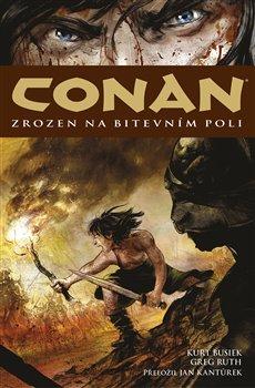 Obálka titulu Conan 0: Zrozen na bitevním poli
