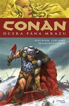 Obálka titulu Conan 1: Dcera pána mrazu