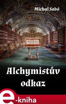 Obálka titulu Alchymistův odkaz