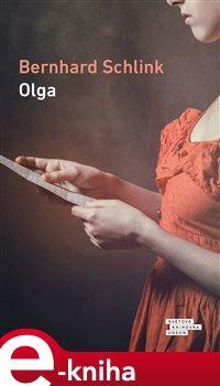 Obálka titulu Olga