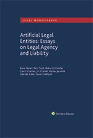 Artificial Legal Entities: Essays on Legal Agency and Liability