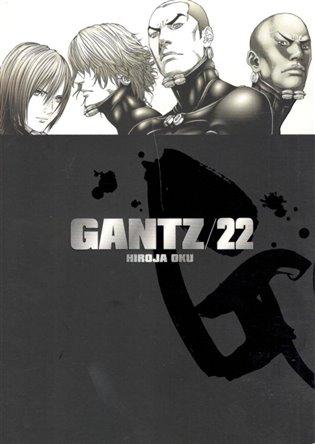 Gantz 22 - Hiroja Oku   Booksquad.ink