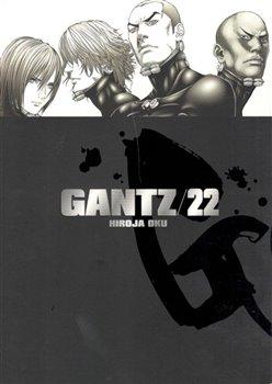 Obálka titulu Gantz 22