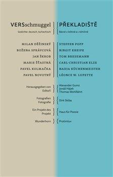 Obálka titulu VERSschmuggel / Překladiště