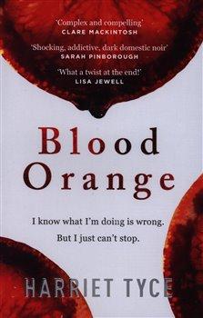 Obálka titulu Blood Orange