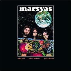 Obálka titulu Marsyas