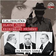 Slavné české kriminální příběhy