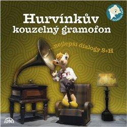 Obálka titulu Hurvínkův kouzelný gramofon