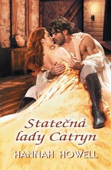 Obálka titulu Statečná lady Catryn