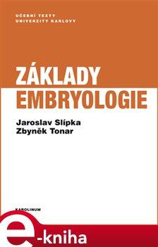 Obálka titulu Základy embryologie