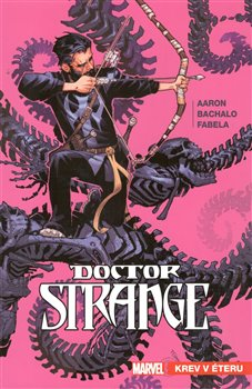 Obálka titulu Doctor Strange 3: Krev v éteru
