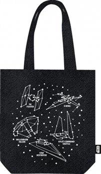 Obálka titulu Plátěná taška Star Wars