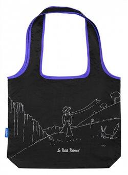 Obálka titulu Skládací nákupní taška Malý Princ (Le Petit Prince)