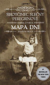 Obálka titulu Sirotčinec slečny Peregrinové: Mapa dní
