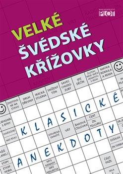 Obálka titulu Velké švédské křížovky - Klasické anekdoty