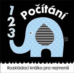 Obálka titulu Počítání 123 - Rozkládací knížka pro nejmenší
