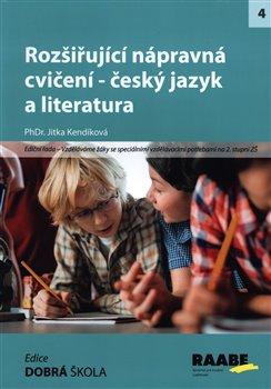 Obálka titulu Rozšiřující nápravná cvičení - český jazyk a literatura