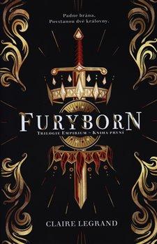 Obálka titulu Furyborn