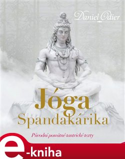 Obálka titulu Jóga Spandakárika