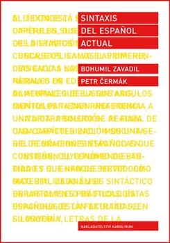 Obálka titulu Sintaxis del espaňol actual
