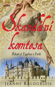 Obálka titulu Skandální komtesa