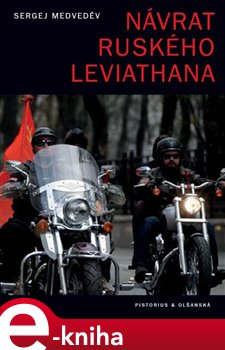 Obálka titulu Návrat ruského Leviathana