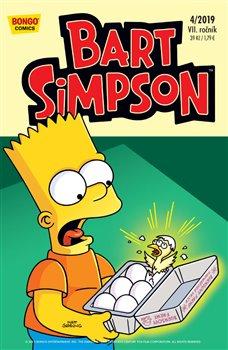 Obálka titulu Bart Simpson 4/2019