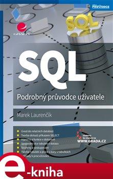 Obálka titulu SQL