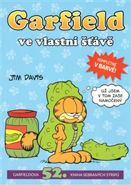 Garfield ve vlastní šťávě č. 52