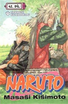 Obálka titulu Naruto 42: Tajemství kaleidoskopu