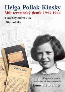 Obálka titulu Můj Terezínský deník 1943-1944