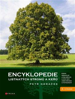 Obálka titulu Encyklopedie listnatých stromů a keřů