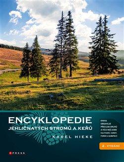 Obálka titulu Encyklopedie jehličnatých stromů a keřů