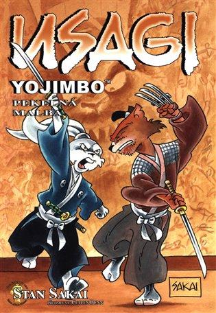Usagi Yojimbo: Pekelná malba - Stan Sakai | Booksquad.ink