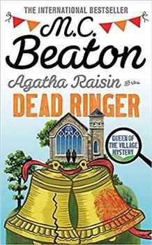 Obálka titulu Agatha Raisin and the Dead Ringer