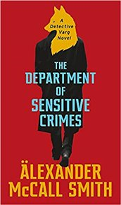 Department of Sensitive Crimes: A detective Varg
