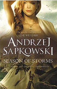 Obálka titulu Season of Storms, Witcher