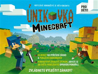 Únikovka - Minecraft - - | Booksquad.ink