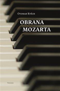 Obálka titulu Obrana Mozarta