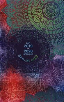 Obálka titulu Školní diář Mandala (září 2019 – prosinec 2020)